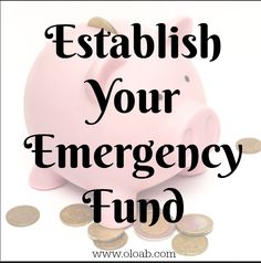 Establishing your emergency fund is the first step you should take on your path to financial freedom Life On A Budget, Debt, Rid, Budgeting, Freedom, Money, Lifestyle, Liberty, Political Freedom