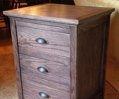 I'm a big fan of hidden compartments. I also enjoy designing and building my own furniture. This is my first attempt at combining both. This is also my first instructable. ...
