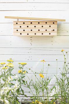 DIY: bee house