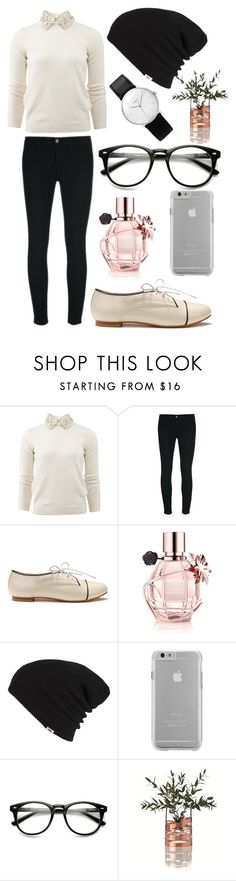 AdrP by shoyaadr on Polyvore featuring Valentino, J Brand, Junghans, Vans, Case-Mate, Viktor & Rolf, women's clothing, women's fashion, women and female