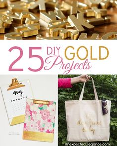 Do you remember a few years back when everyone preferred silver over gold (I was in high school/college). Well, that's not the case anymore!! Gold is BACK and has been for a couple of years now. It still might not be your thing, but I can't seem to get enough of it. So let's continue …