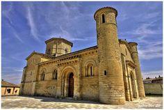 San Martin de Fromista. Palencia, Spain