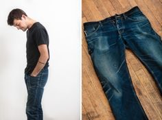 Jeans in Rotation // Raleigh Denim