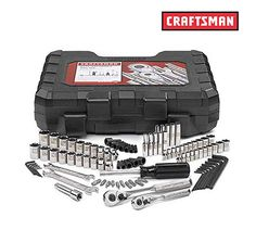 Win Today's Giveaway of the Day - Craftsman 94 pc. Easy-To-Read Mechanics Tool Set - Drawing July 19th @ 3PM EST