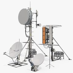 Mermaid Home Decor, Ham Radio Antenna, Prop Design, Transportation Design, Model Trains, Joshua Smith, Tactical Equipment, Layout, Ho Scale