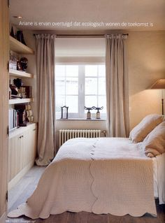 small but wonderful guest room