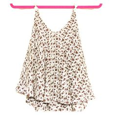 Floral Pacsun Tank Top Floral pacsun tank top, size small, never worn PacSun Tops Tank Tops