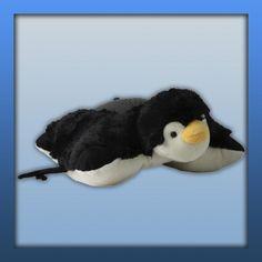 Dream Lites UK Playful Penguin | Dream Lites Animal Pillows, Night Light, Penguins, Little Ones, Pets, Animals And Pets, Animal Cushions, Penguin, Bedside Lamp