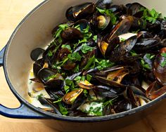For everything you never knew you wanted to know about food: Mussels, an aphrodisiac