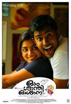 Ohm Shanthi Oshaana Poster