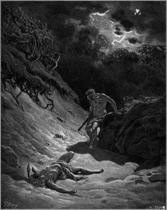 Death of Abel - Gustave Doré - Wikimedia Commons