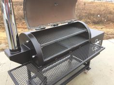 Fire Cooking, Outdoor Cooking, Gas Bottle Wood Burner, Custom Bbq Smokers, Bbq Stove, Barrel Bbq, Bbq Pit Smoker, Rustic Outdoor Kitchens, Welding Projects