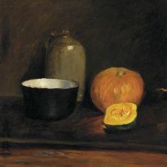 Still Life - William Merritt Chase 1909