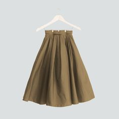 Acacia Skirt in Tan