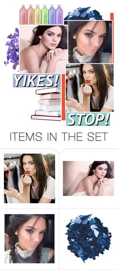 """intro . kendall"" by thatemo-gay-anons ❤ liked on Polyvore featuring art"