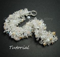 This tutorial will show you how to make a gorgeous Fringe Bracelet. It will be forwarded to you via the email address supplied as an attachment, on receipt of cleared funds. The tutorial is clear and concise (12 pages) and includes clear colour ph...