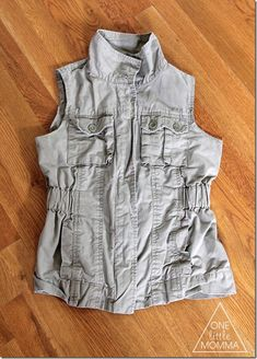 DIY Utility Vest