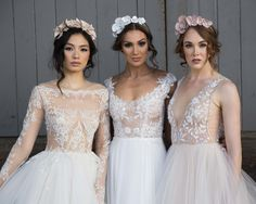 Gorgeous Sydney Photo shoot by @eternalbridal featuring Ines Di Santo collection | Head Pieces by Viktoria Novak | Photography by Inlighten Photography | Hair by Natalie Anne Hair | Makeup by Melissa Sassine Makeup