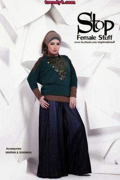 hijab fashion For Teen 2014 Hijab Style 2014