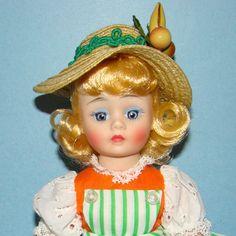1971-73 Sound of Music Liesl Doll Cissette 10 Inch in Original Box Pristine Condition by AmericanBeautyDolls on Etsy