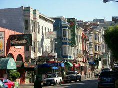 San Francisco, Californië: Little Italy