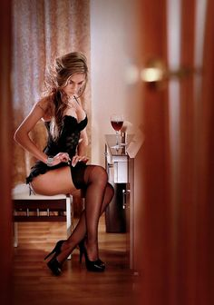 #sexylingerie #stockings