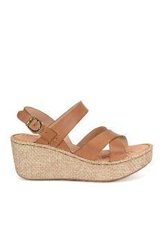 Born Tera Wedge Sandal
