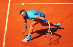 Rafael #Nadal Roland Garros 2015