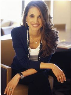 Queen Rania - All About Business Portrait, Corporate Portrait, Business Headshots, Corporate Headshots, Professional Profile Pictures, Professional Headshots Women, Professional Photo Shoot, Professional Portrait, Headshot Photography