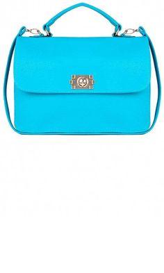 Brilliant blue :)