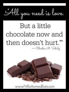 Nutrition Tips, Health And Nutrition, Chocolate Lovers Quotes, Foodie Quotes, Chocolate Benefits, All Need Is Love, Positive Body Image, Healthy Lifestyle Tips, Pregnancy Workout