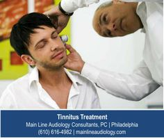 http://mainlineaudiology.com/tinnitus-treatment.php – Evaluating your tinnitus and choosing the right treatment option will include a hearing exam. Once physical causes of hearing loss are ruled out, the experts at Main Line Audiology Consultants, PC will discuss different therapeutic approaches with you. Call our Philadelphia location for an appointment.