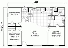 Simple Small House Floor Plans   The Right Small House Floor Plan For Small Family   Home Decoration ... Home Plans, House Floor Plans, Little House, Small Families, Simple Small, Floorplans, House Floors Plans, Small Houses, House Plans