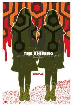 The Shining (1980) Cutestreak Designs. 2014