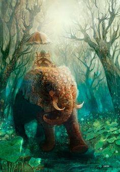 El arte de la animación, Johanna Uhrman