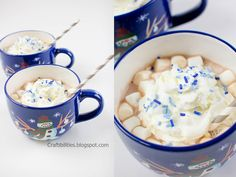 Craftibilities: ULTIMATE Hot Chocolate RECIPE - The REAL thing plus topping ideas -POST UPDATE
