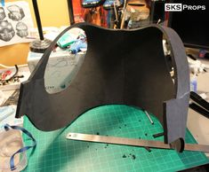 Destiny Hunter Mask and Armor Cosplay Build SKS Props - Page 3