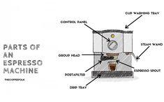The Beginner's Guide To Espresso | The Coffee Folk Best Espresso, Entry Level, Espresso Machine, Helpful Hints, Folk, Coffee, Espresso Coffee Machine, Kaffee, Useful Tips