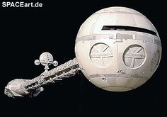 2001: Discovery (Giant Kit), Modell-Bausatz ... http://spaceart.de/produkte/2001002.php