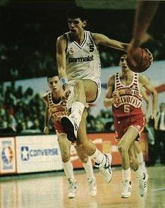 Drazen Petrovic - McDonald's Open 1988 vs Scavolini Pesaro