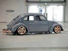 Visit The MACHINE Shop Café... ❤ Best of VW @ MACHINE ❤ (Classic Retro Volkswagen Bug)