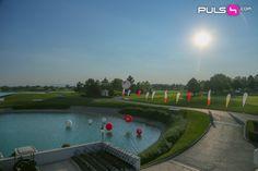 ProSiebenSat.1 PULS 4 Golf Invitational in Fontana Oberwaltersdorf am 07.08.2015