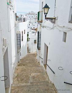 A Spanish Beauty: Vejer de la Frontera