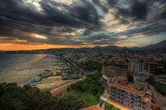 I loved growing up in Gaeta...I miss it, who wants to move back with me?