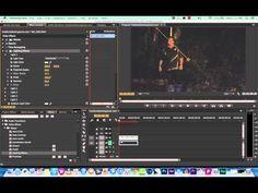 How to lighten dark video footage - Adobe Premiere Pro - YouTube