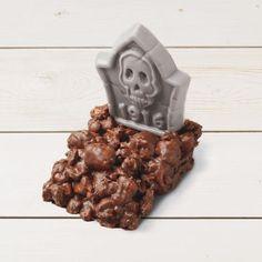 Pierres tombales en bonbon d'Halloween                              …