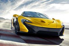 mclaren | McLaren P1 – Full Specifications