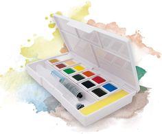 schwarz 12/St/ück Spectrum Noir Pencil Blender-Set