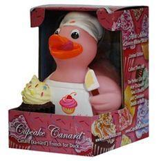 Cupcake Canard.
