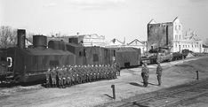 Armoured train (panzerzug), Krim, Russia 1942